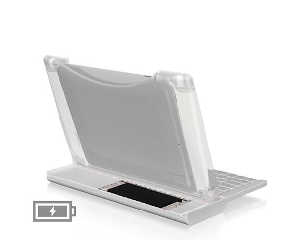 Dockr iPad laptopcase