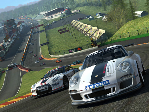 Real Racing 3 app gemist iPad