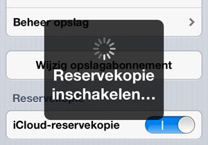 Wereld Backup Dag 2013: wees slim, maak een iPhone-back-up!