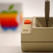 Joystick van de Apple II