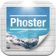 Phoster iPhone iPad app van de week