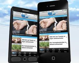 Regionale omroepen komen met gezamenlijke iOS-app in mei