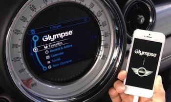 BMW gaat vier nieuwe iOS-apps ondersteunen in auto's