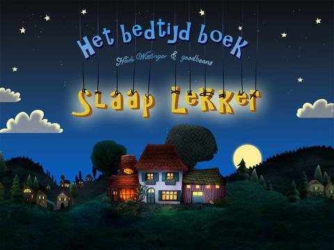 Slaap Lekker iOS prentenboek