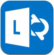 Lync 2013 iPhone van Microsoft