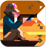 Ridiculous Fishing iPhone iPad highscorespel Vlambeer