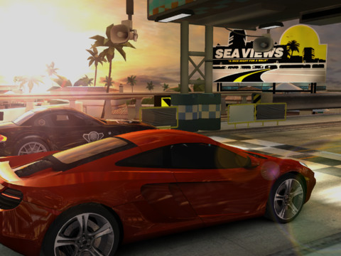 GU WO CSR Racing iPhone screenshot