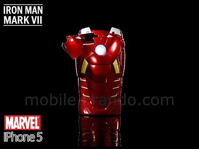 Iron Man iPhone 5