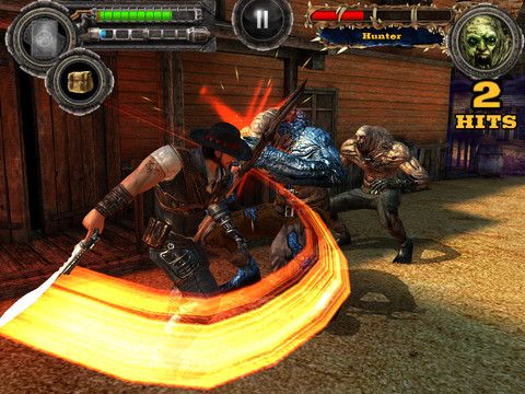 GU DO Bladeslinger Ep1 iPad iPhone