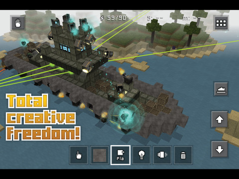 GU DO Block Fortress iPad iPhone