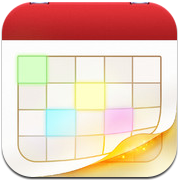 Fantastical iPhone agenda-app