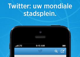 Twitter voor iPhone krijgt slogan