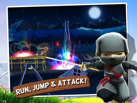 GU Mini Ninjas iPhone iPad