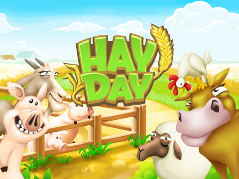 Hay Day iPad iPhone header update