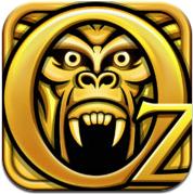 Temple Run Oz iPhone iPad
