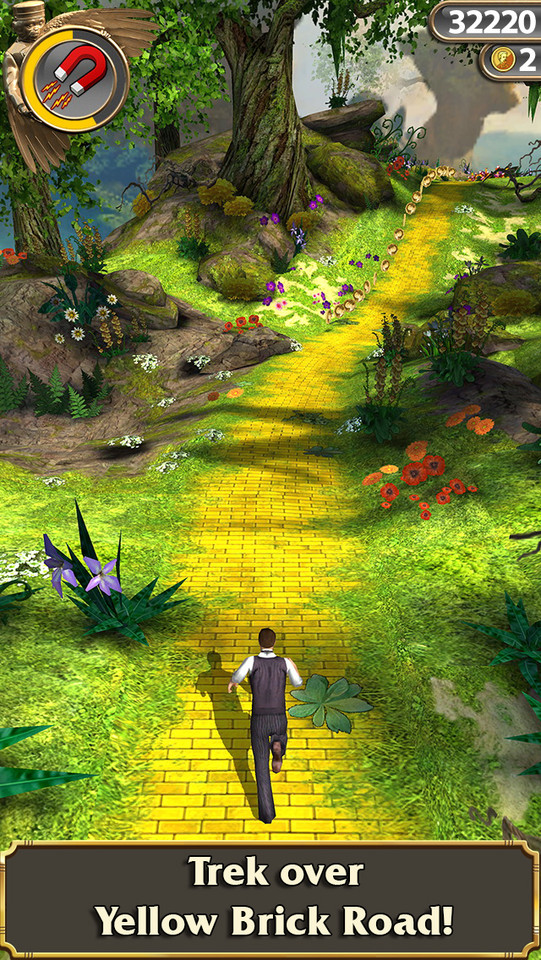Temple Run Oz screenshot