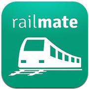 Railmate iPhone treinvertraging spelletje