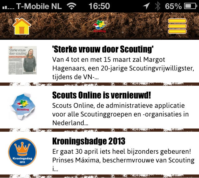 Scouting NL