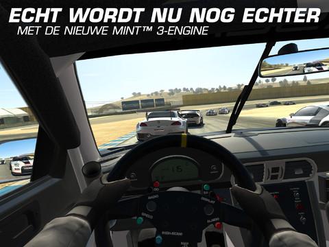 GU VR Real Racing 3 iPad iPhone
