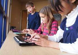 ipad school digitalisering