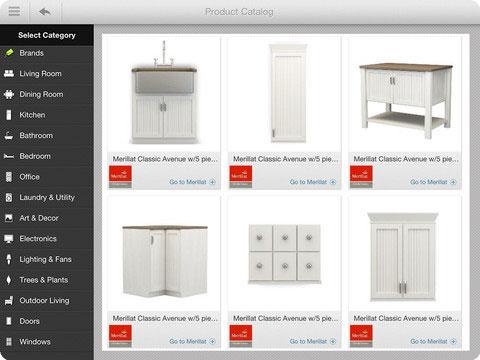 Autodesk brengt homestyler ipad app voor for Homestyler interior design review