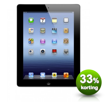 iPad korting