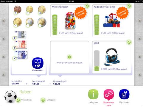 Rabo KidsGeldWijs: Rabobank laat kinderen oefenen met geld op iPad