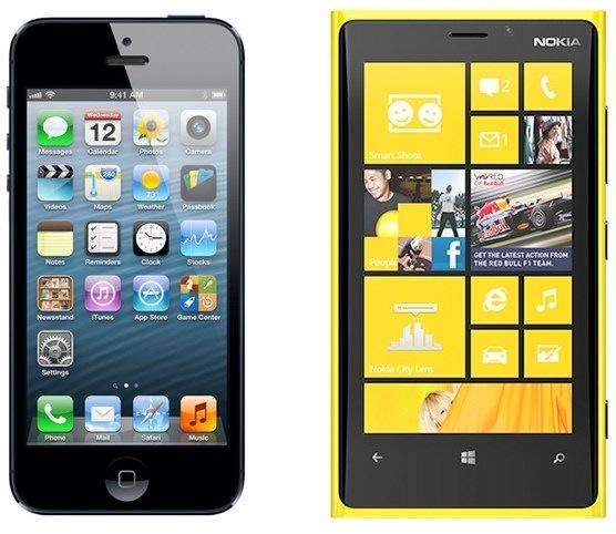 skeuomorphism-iphone-lumia-flat-design