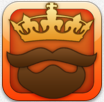 AA Kroning geen baard geen koning iPhone