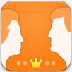 AA Oranje FaceLook iPhone