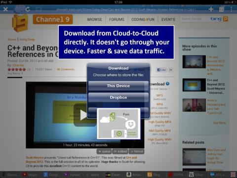 Puffin Web Browser iPad iPhone