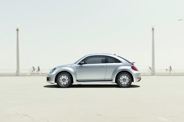iBeetle: Nieuwe Volkswagen Kever met diepe iPhone-integratie