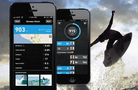 LIT activiteitentracker iPhone-app