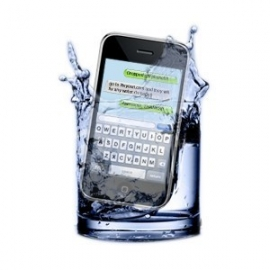 iPhone 3GS water