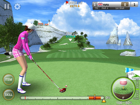 iOS game-update: Mr Crab, Enemy Strike en online golfen in GolfStar
