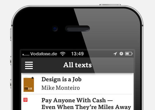 Dotdotdot header image iPhone