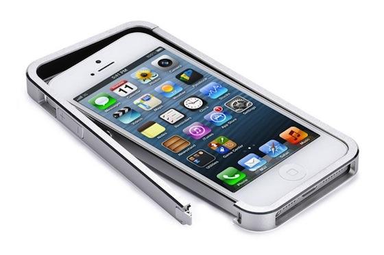 AluFrame iPhone 5-bumper