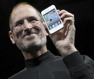 Steve Jobs iPhone 4S