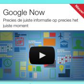 Google Now uitgekomen voor iPhone en iPad