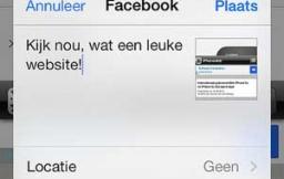 facebook-bericht-plaatsen