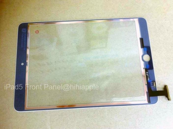 iPad 5 voorkant