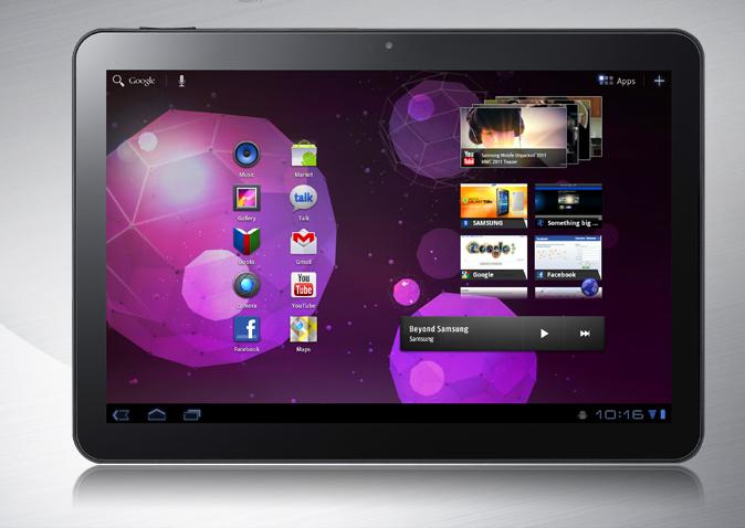 Galaxy Tab 10.1