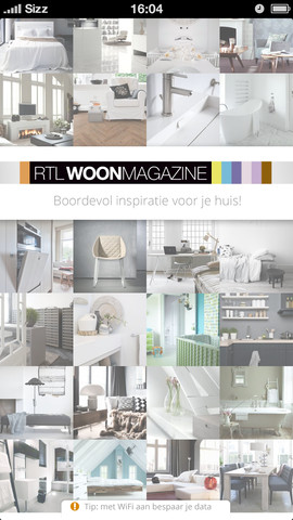 rtl woonmagazine iphone