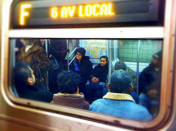 metro-reizen