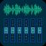 audio mastering icoon