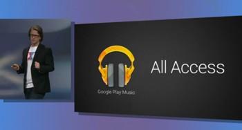 google music aankondiging