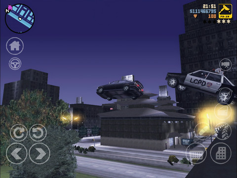 GU DO GTA 3 update vliegende auto's