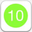 AG 10 Habits iPhone