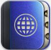 AG Ultralingua Dictionairy Bookshelf iPhone