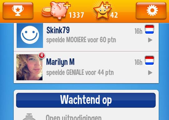 GU WO WordOn HD woordspel Nederlands